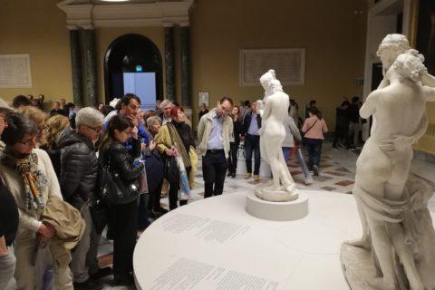 Canova e l'antico: successo moderno